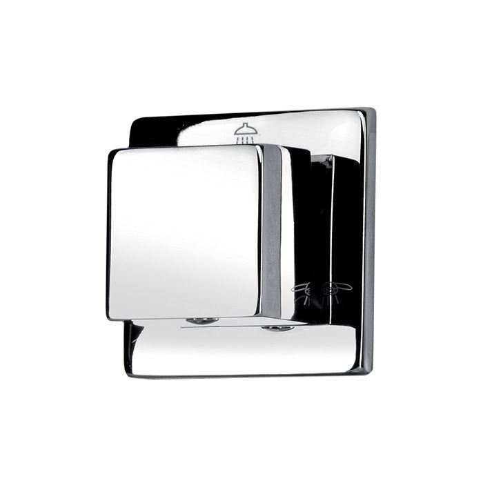 Podomítkový přepínač sprchy PS 00AP   A-Interiéry ps_00ap