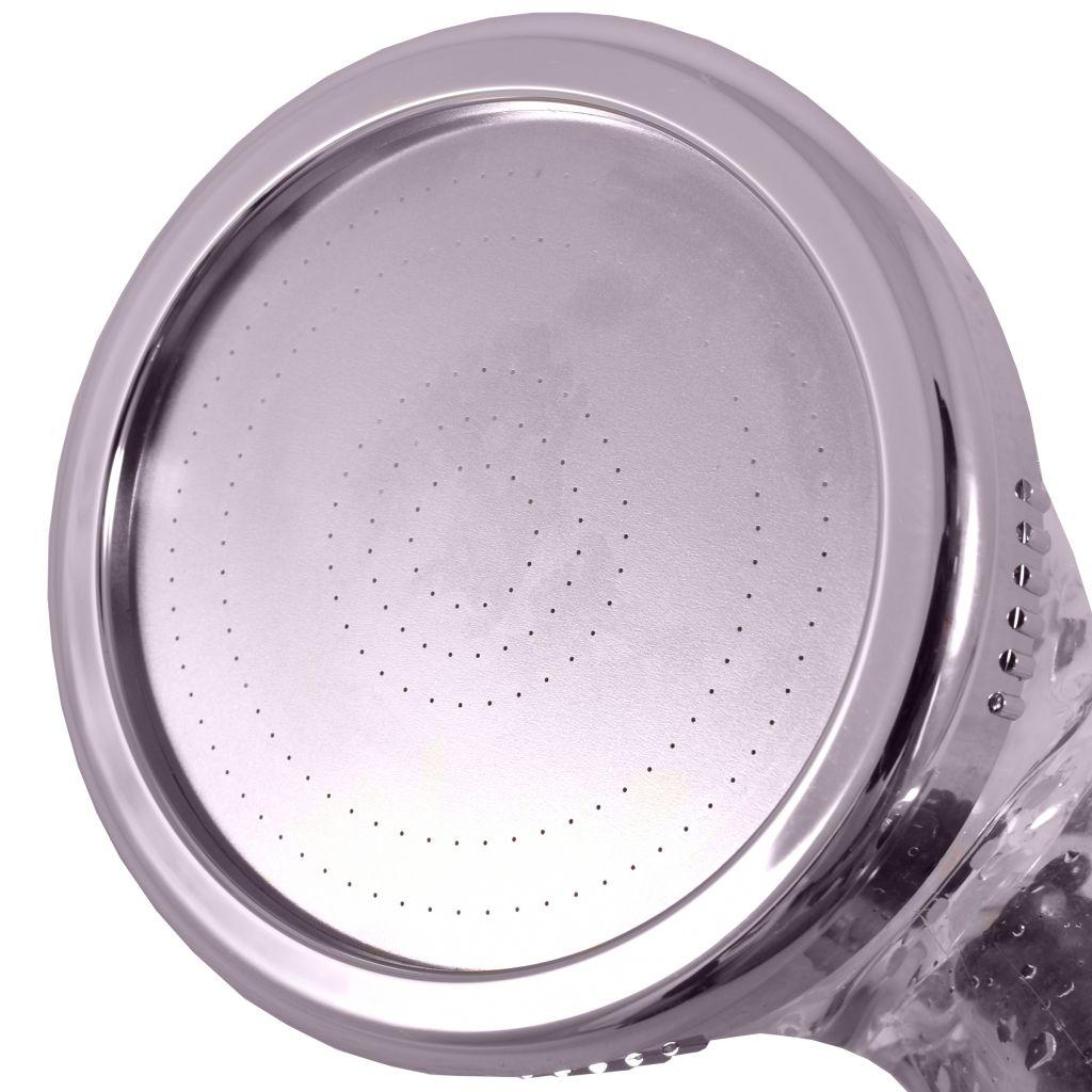 SLEZAK-RAV - Sprchová růžice ruční s filtrem, Barva: Čirá (PS0054)