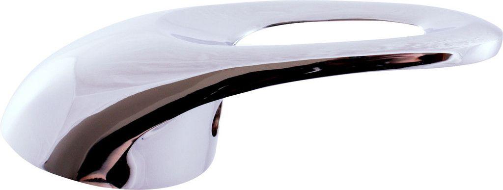 SLEZAK-RAV - Vodovodní baterie pro vanu a umyvadlo SÁZAVA, Barva: chrom, Rozměr: 100 mm, Typ ručky: SA558.0 (SA558.0)