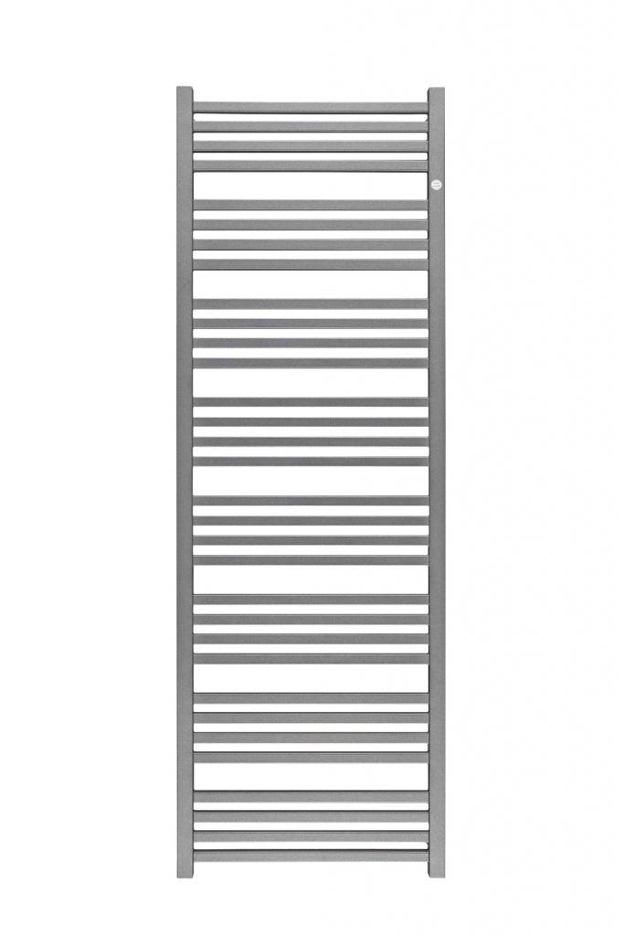 HOPA Koupelnový radiátor STICK Barva radiátoru C12 graphite, Připojení radiátoru Klasické (spodní), Rozměr radiátoru 500 × 1480 mm, výkon 713 W RADSTI501512