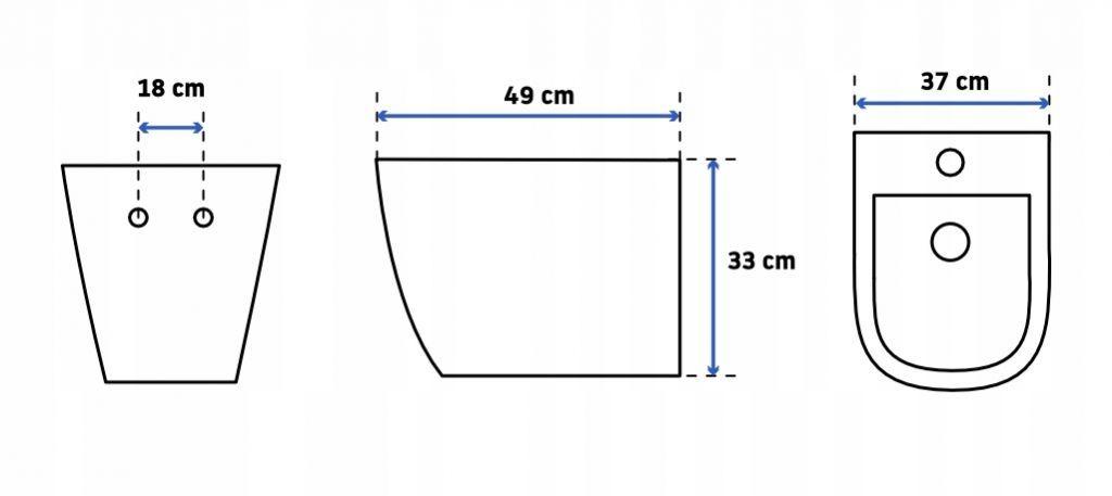 GEBERIT KOMBIFIXBasic vč. bílého tlačítka DELTA 21 + WC REA Carlo Flat Mini Rimless + SEDÁTKO (110.100.00.1 21BI CF1)