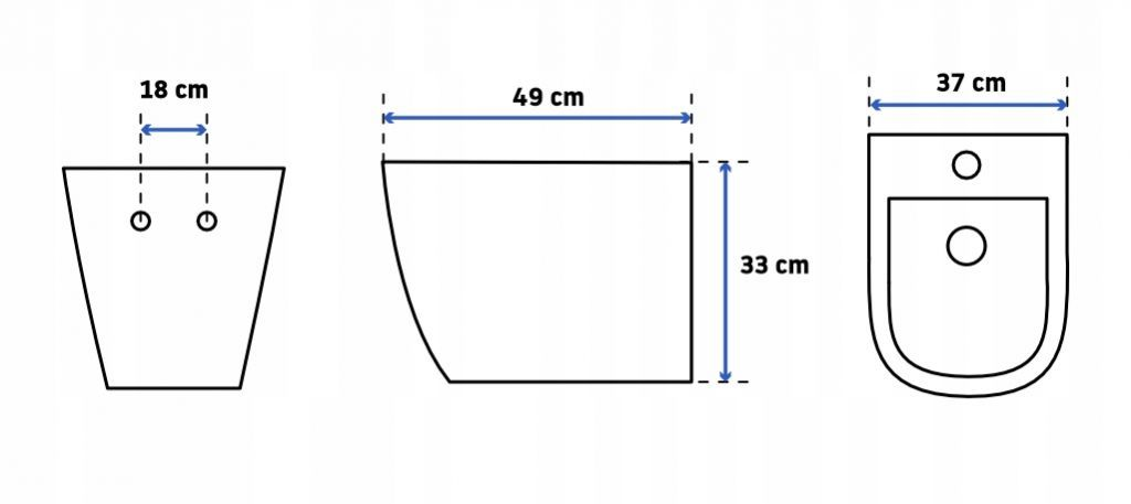 GEBERIT KOMBIFIXBasic vč. bílého  tlačítka DELTA 50 + WC REA Carlo Flat Mini Rimless + SEDÁTKO (110.100.00.1 50BI CF1)