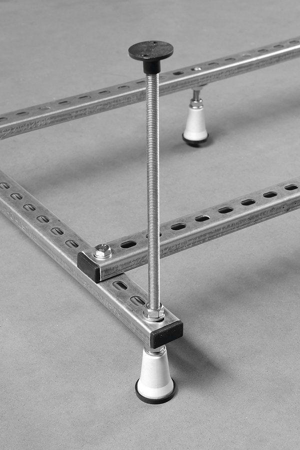 POLYSAN - Nosná konstrukce pro hlubokou vaničku DEEP 100x75 cm (FR2134)