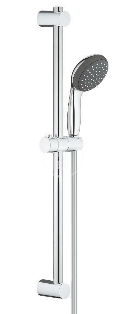 GROHE Vitalio Start Set sprchové hlavice, tyče a hadice, chrom 27942000