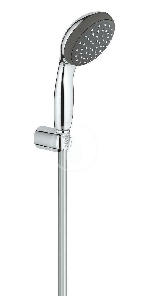 GROHE Vitalio Start Set sprchové hlavice, držáku a hadice, chrom 27944000