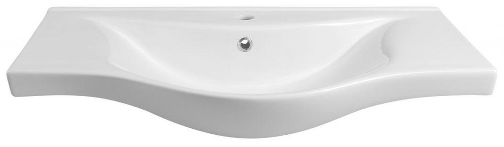 AQUALINE - ZARA 80 nábytkové umyvadlo 79,5x46cm (10080)
