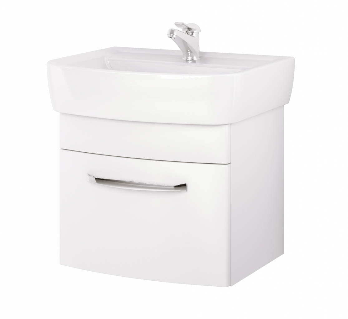 CERSANIT SKŘÍŇKA PURE SP POD UMYVADLO PURE 55 WHITE (S910-004)