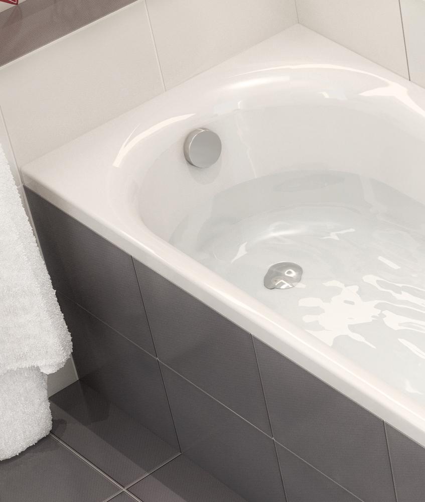 CERSANIT - VANA OCTAVIA 160X70 cm (S301-110), fotografie 4/9