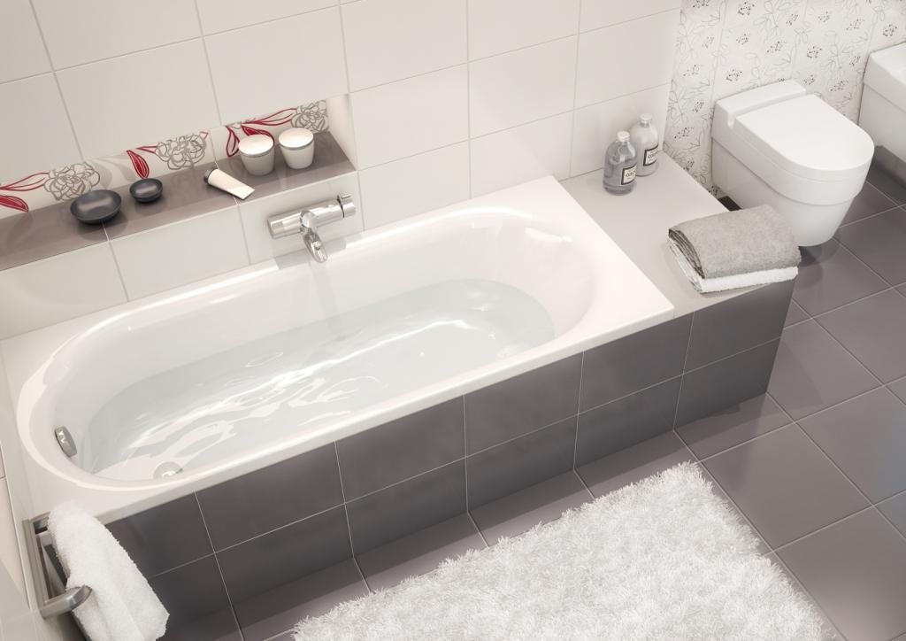 CERSANIT - VANA OCTAVIA 170X70 cm (S301-111), fotografie 2/9