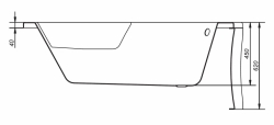 CERSANIT - VANA SICILIA NEW LEVÁ 160X100 cm (S301-036), fotografie 8/9