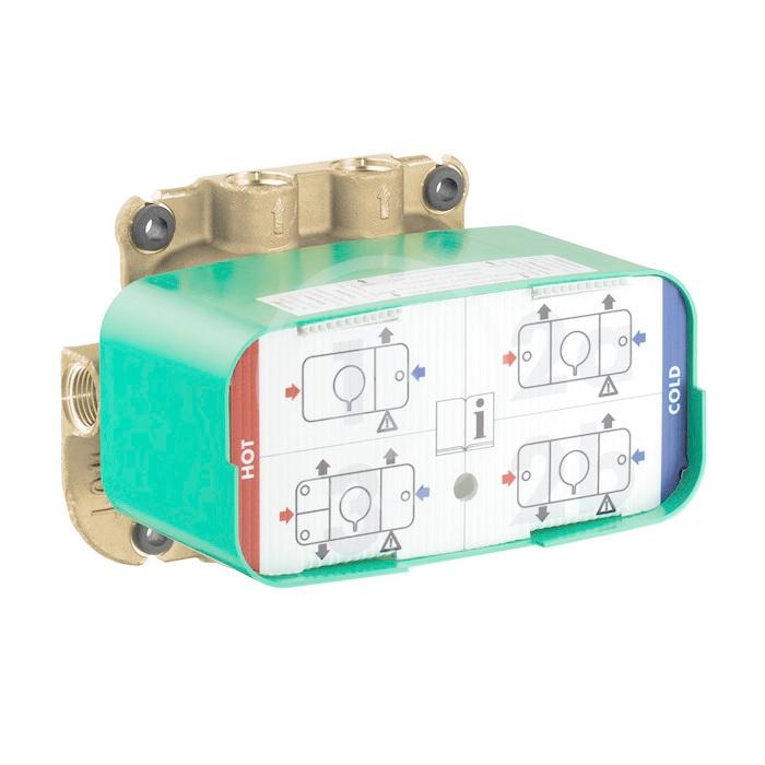 AXOR - One Těleso pro termostatickou podomítkovou baterii (45710180)