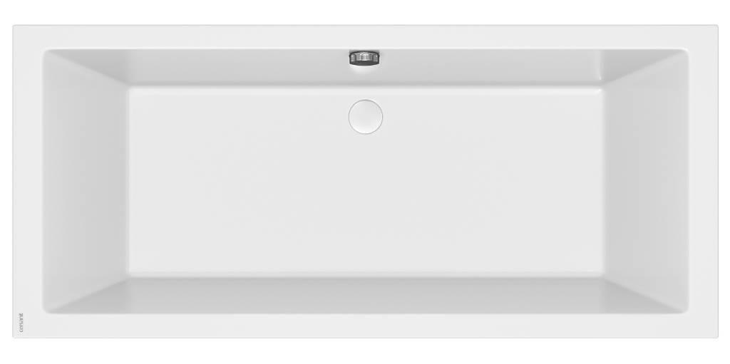 CERSANIT - Akrylátová vana INTRO 180x80 cm (S301-222)