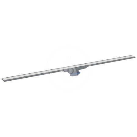 GEBERIT - CleanLine Nerezový sprchový kanálek, 300-1300 mm, tmavý kov (154.457.00.1)