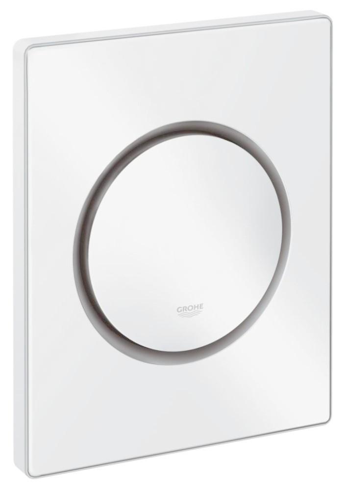 GROHE - Nova Cosmo Ovládací tlačítko, alpská bílá (38804SH0)