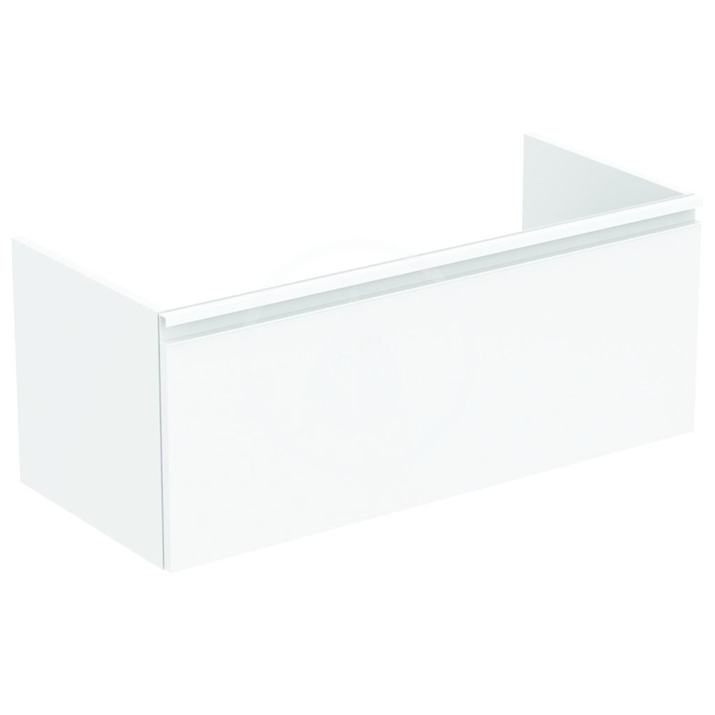 IDEAL STANDARD - Tesi Skříňka pod umyvadlo, 1000x440x400 mm, lesklá bílá (T0048OV)