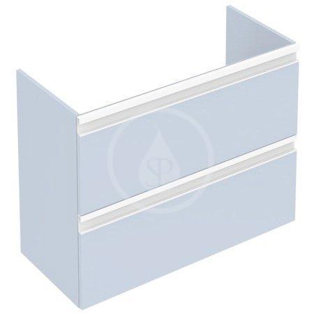 IDEAL STANDARD - Tesi Skříňka pod umyvadlo, 600x440x490 mm, matná světle modrá (T0050WI)