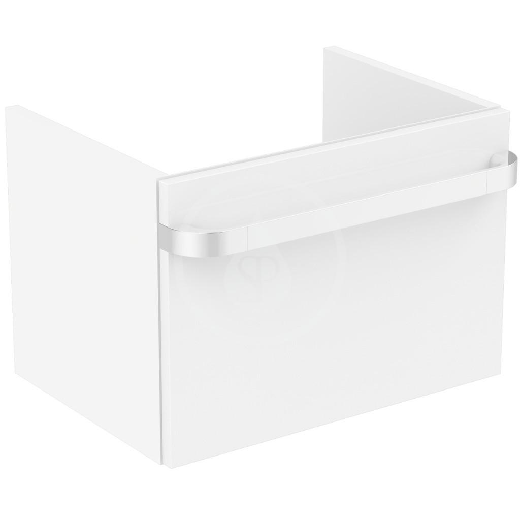 IDEAL STANDARD - Tonic II Skříňka pod umyvadlo, 500x360x350 mm, lesklá bílá (R4301WG)