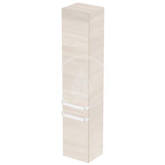 IDEAL STANDARD - Tonic II Vysoká skříňka 350x300x1735 mm, levá, světlá pinie (R4319FF)
