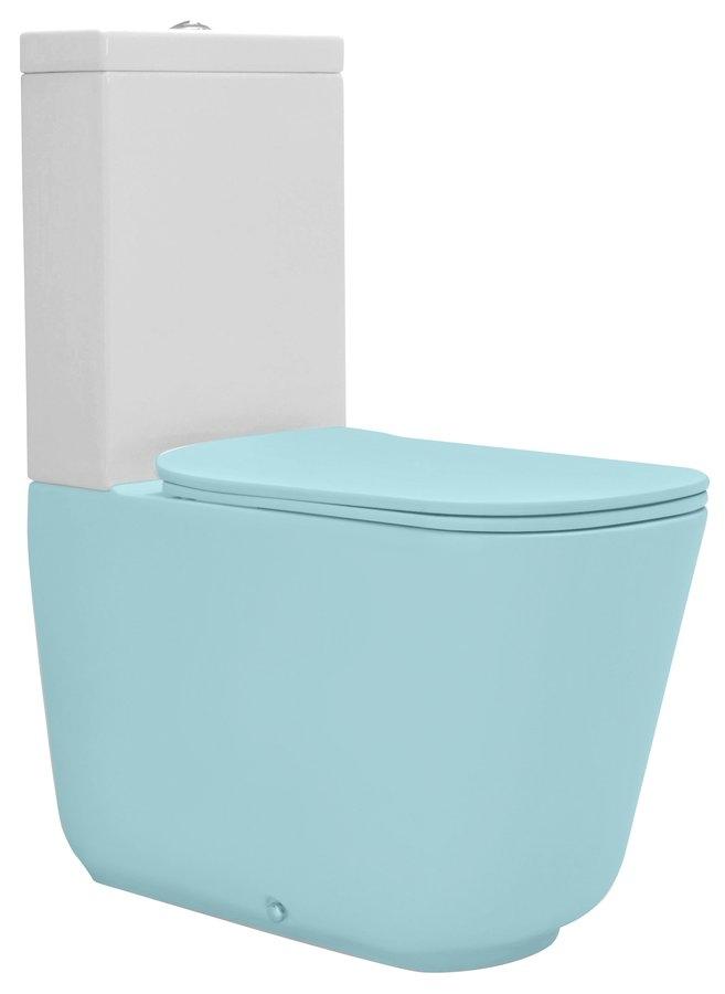 KERASAN - TRIBECA nádržka k WC kombi (378101)