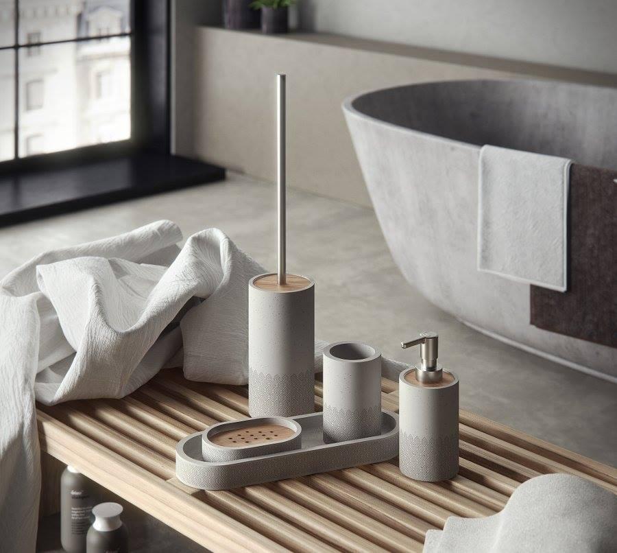 NOVINKA koupelnové doplňky GEDY