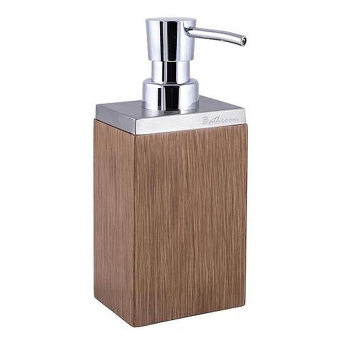 Plastový dávkovač tekutého mýdla KS-CE0001 | A-Interiéry (ks_ce0001)