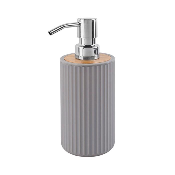 Plastový dávkovač tekutého mýdla KS-RY0001   A-Interiéry (ks_ry0001)