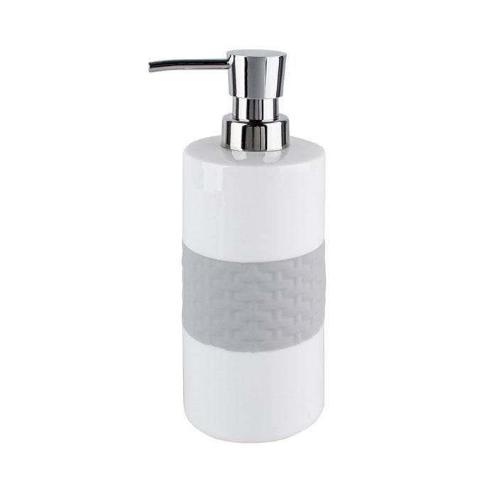 Porcelánový dávkovač tekutého mýdla KS-VI0001 | A-Interiéry (ks_vi0001)