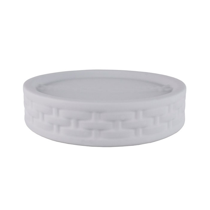 Porcelánový mýdelník KS-VI0004 | A-Interiéry (ks_vi0004)