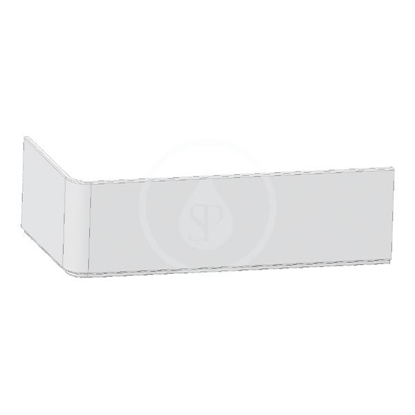 RAVAK - 10° Čelní panel 160 P, pravý, bílá (CZ84100A00)