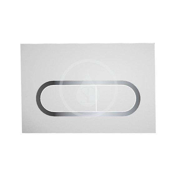RAVAK - Chrome Ovládací tlačítko chrome/satin (X01454)