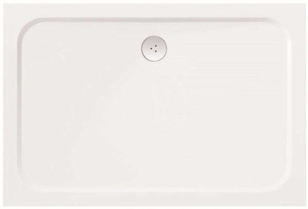 RAVAK - Galaxy Pro Flat Sprchová vanička Gigant Pro FLAT, 1200x800 mm, bílá (XA03G411010)