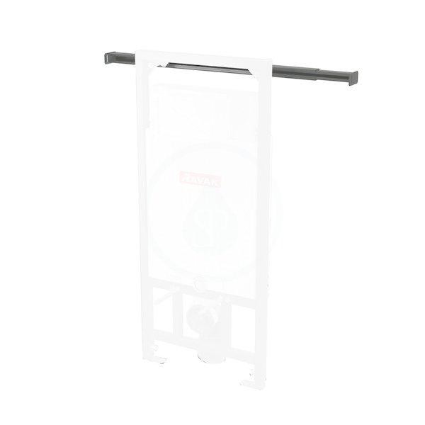RAVAK - Příslušenství k WC Vzpěra pro předstěnový instalační modul G (X01460)