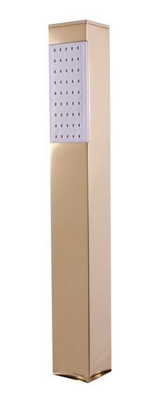 SLEZAK-RAV - Sprchová růžice ruční - zlato, Barva: zlato (PS0021Z)
