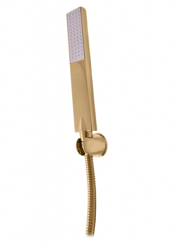 SLEZAK-RAV - Sprchový komplet - zlato, Barva: zlato (SK0064Z)