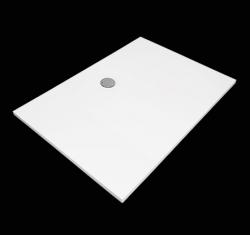Aquatek - FUSION 120x90 sprchová vanička z litého mramoru obdélníková (FUSION 12090)