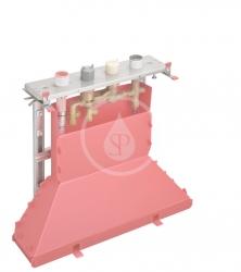 AXOR - Okrajové systémy Základní těleso pro čtyřotvorovou vanovou baterii s termostatem (15483180)