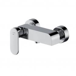 CERSANIT - Nástěnná sprchová baterie CREA, páková, chrom (S951-319)