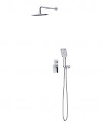CERSANIT - SET B342 sprchový set podomítkový včetně tělesa chrom (S952-029)
