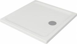 CERSANIT - Sprchová vanička TAKO 80x4, čtverec CW (S204-009)