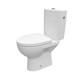 CERSANIT - WC KOMBI Parva, náhradní WC mísa (K27-004-01X)