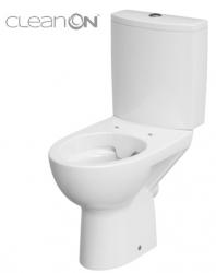 CERSANIT - WC KOMBI PARVA NEW 477   CLEANON   010 3/6 BEZ SEDÁTKA (K27-062)