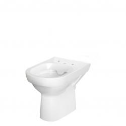 CERSANIT - WC mísa k WC KOMBI 603 CITY NEW CLEANON VÝPRODEJ (K35-037-01X)