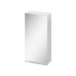 CERSANIT - Zrcadlová skříňka VIRGO 40 bílá s chromovými úchyty (S522-010)