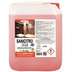 Čistič toalet Oehme Sanicitro 520 10 l (EG11152010)