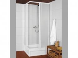 Čtvercové sprchové kouty