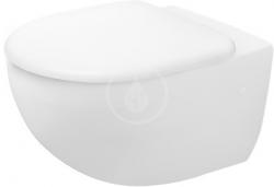DURAVIT - Architec Závěsné WC, bílá (2546090064)