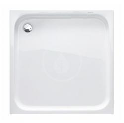 DURAVIT - D-Code Sprchová vanička 1000x1000 mm, alpská bílá (720103000000000)