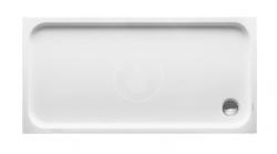 DURAVIT - D-Code Sprchová vanička 1500x750 mm, Antislip, alpská bílá (720099000000001)