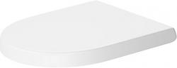 DURAVIT - Darling New WC sedátko, bílá (0069810000)