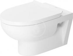 DURAVIT - DuraStyle Basic Závěsné WC, Rimless, bílá (2562090000)